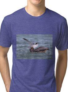 Pay the Toll Tri-blend T-Shirt
