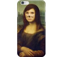 Danisnotonfire Mona Lisa iPhone Case/Skin