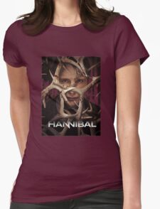 the canibal hannibal the series Womens Fitted T-Shirt