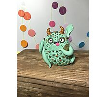 Goblin Weebeast Photographic Print