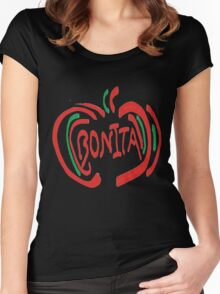 Bonita Apple Women's Fitted Scoop T-Shirt