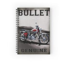 Genuine Bullet Spiral Notebook