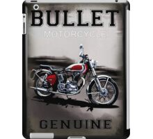 Genuine Bullet iPad Case/Skin