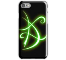 Good Luck Glowing iPhone Case/Skin