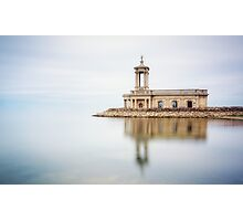 Normanton Church, Rutland, England Photographic Print