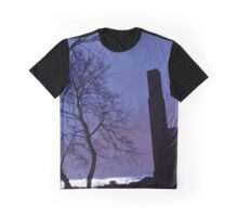 Congo Blue Graphic T-Shirt