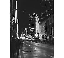 Lost In The City  Photographic Print