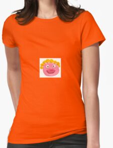 clay1 Womens Fitted T-Shirt