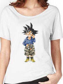 BAPE goku Women's Relaxed Fit T-Shirt