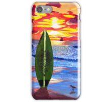 Fish Sunset iPhone Case/Skin