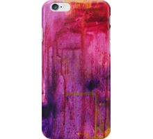 abstract 17 iPhone Case/Skin