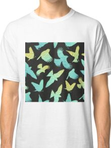 - Paper birds pattern - Classic T-Shirt