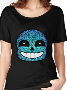 Sans Sugar Skull Undertale #2 Women's Relaxed Fit T-Shirt