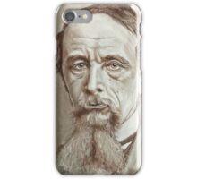 Charles Dickens  iPhone Case/Skin