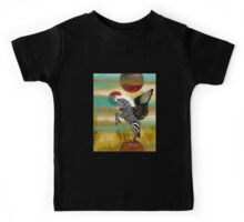 Space Zebra Kids Tee