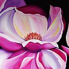 Magnolias by marlene veronique holdsworth