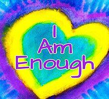 I Am Enough by Suzie Cheel
