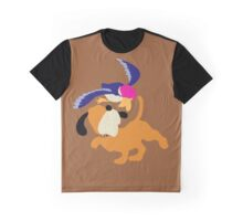 Smash Bros - Duck Hunt Graphic T-Shirt