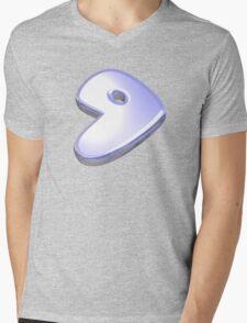 Gentoo Mens V-Neck T-Shirt