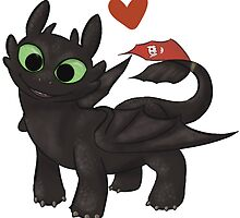 Toothless by Shelly Fairbanks