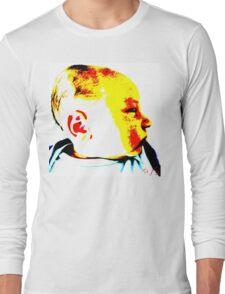 Side Shot Long Sleeve T-Shirt