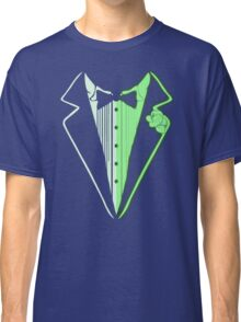 Glow In The Dark Tuxedo Classic T-Shirt