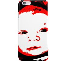 Baby Face iPhone Case/Skin