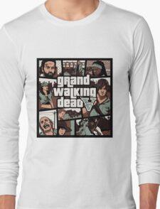 Grand The Walking Dead Long Sleeve T-Shirt