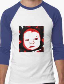 Baby Face Men's Baseball ¾ T-Shirt