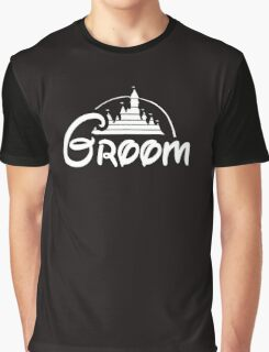 Groom Graphic T-Shirt