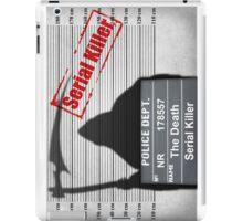 Death arrested iPad Case/Skin