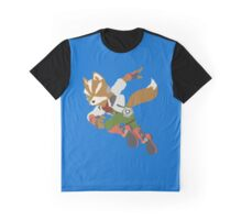 Smash Bros - Fox Graphic T-Shirt