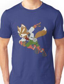 Smash Bros - Fox Unisex T-Shirt