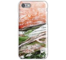 Sunset over Green Hills 3 iPhone Case/Skin