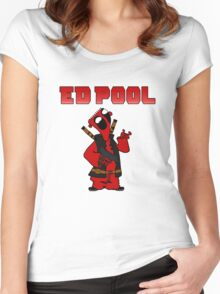 Ed Pool Women's Fitted Scoop T-Shirt