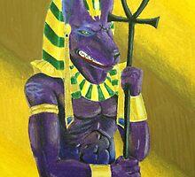 Anubis by ladyankh