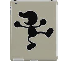 Smash Bros - Mr. Game & Watch iPad Case/Skin