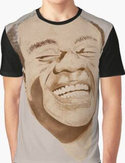 Louis Armstrong  Graphic T-Shirt
