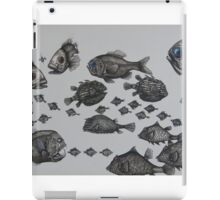 Utopia-if only iPad Case/Skin