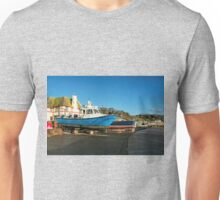 On The Slipway - Lyme Regis Unisex T-Shirt