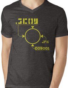 Scouter Mens V-Neck T-Shirt