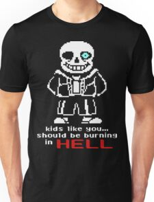 burning in HELL Unisex T-Shirt