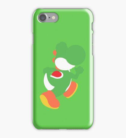 Smash Bros - Yoshi iPhone Case/Skin