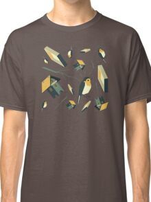 Flying Birdhouse (Pattern) Classic T-Shirt