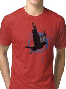 Raven Ink Tri-blend T-Shirt