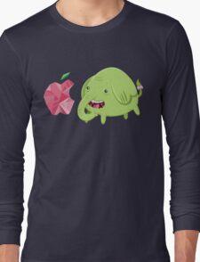 How's That Apple? - Tree Trunks Long Sleeve T-Shirt