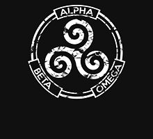 Alpha Beta Omega - Teen Wolf Unisex T-Shirt