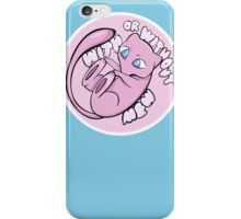 PokéPun - 'With or Without Mew' iPhone Case/Skin