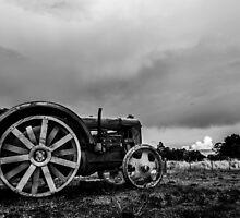 Tractor by Joel Bramley