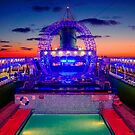 Pacific Jewel Sunset by TonyCrehan